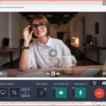 Movavi Screen Recorder – полный захват экрана